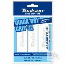 TOALSON.QUICK DRY GRIP (クイックドライグリップ) (3本入)